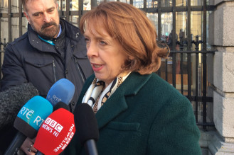 Government must stand firm on backstop
