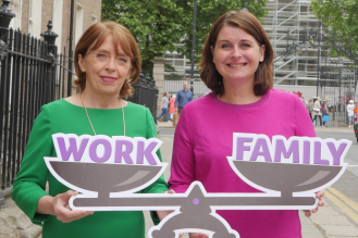 Up to half million families stand to benefit from our law extending parental leave from September