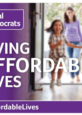 Watch: SocDems want to see people Living Affordable Lives