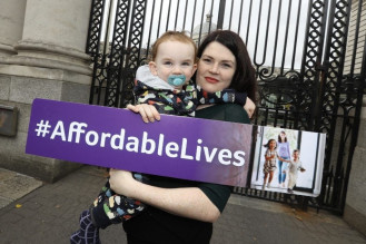Watch: Our Budget 2019 proposals to help families live #AffordableLives