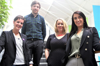 Four SocDems candidates standing for South Dublin County Council