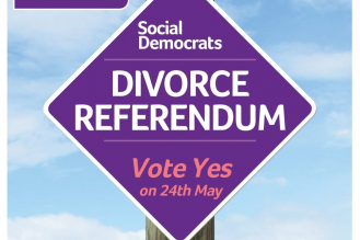 Vote Yes for more humane and compassionate divorce
