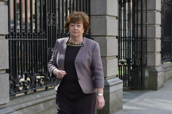 Catherine Murphy requests DPC to investigate potential IBRC data breach