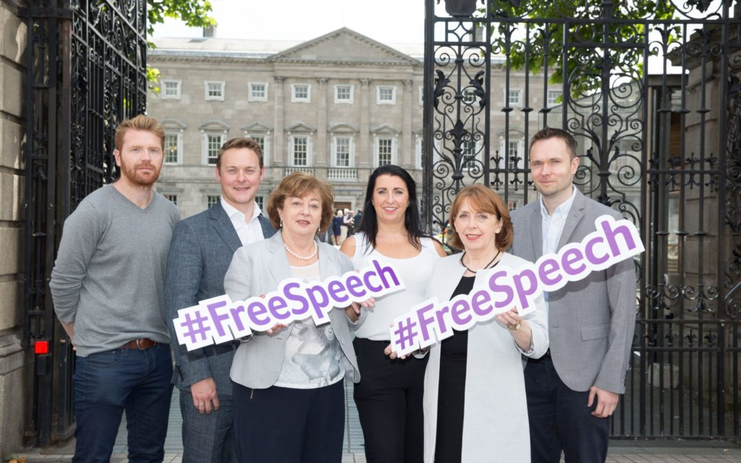 Social Democrats introduce Bills to safeguard freedom of speech by abolishing archaic blasphemy offence