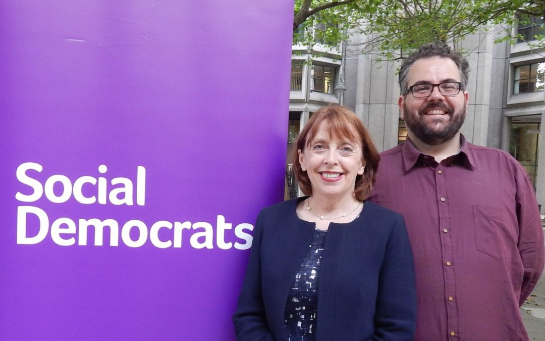 Councillor Paul Mulville joins the Social Democrats