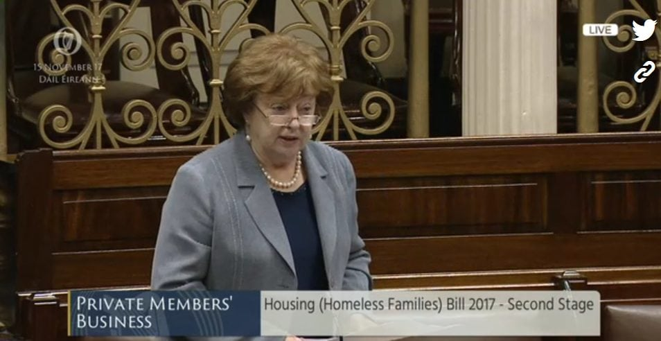 Taoiseach's normalisation of homelessness crisis amounts to propaganda