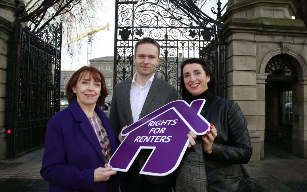 Social Democrats welcome cross-party support for renters' rights Bill