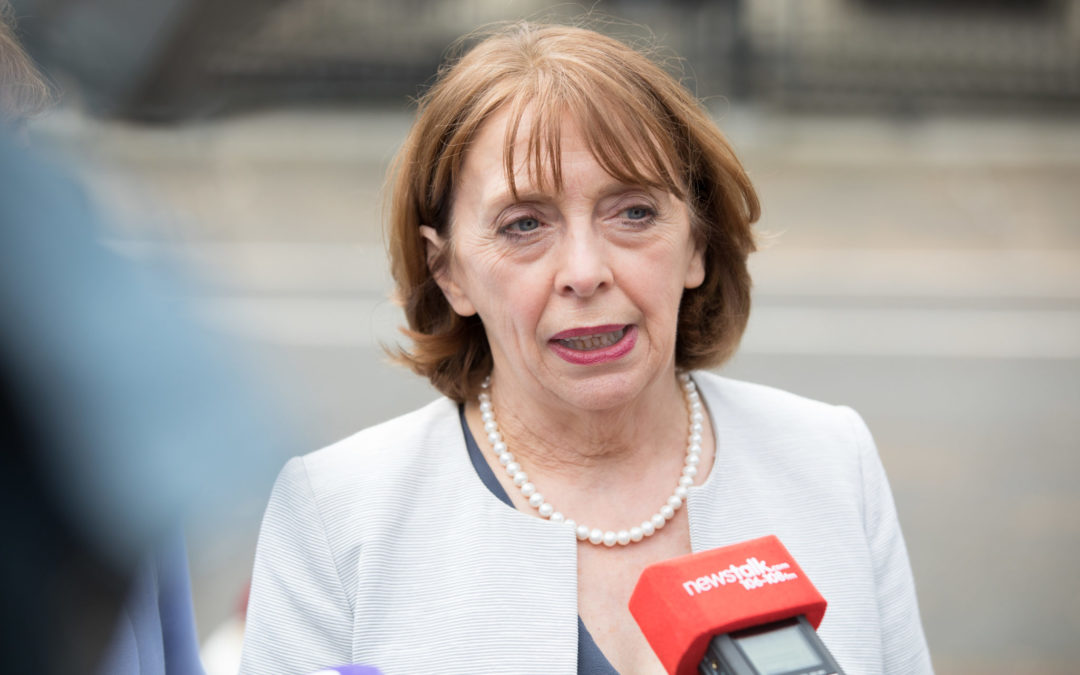 Shortall welcomes restructuring of Department of Justice