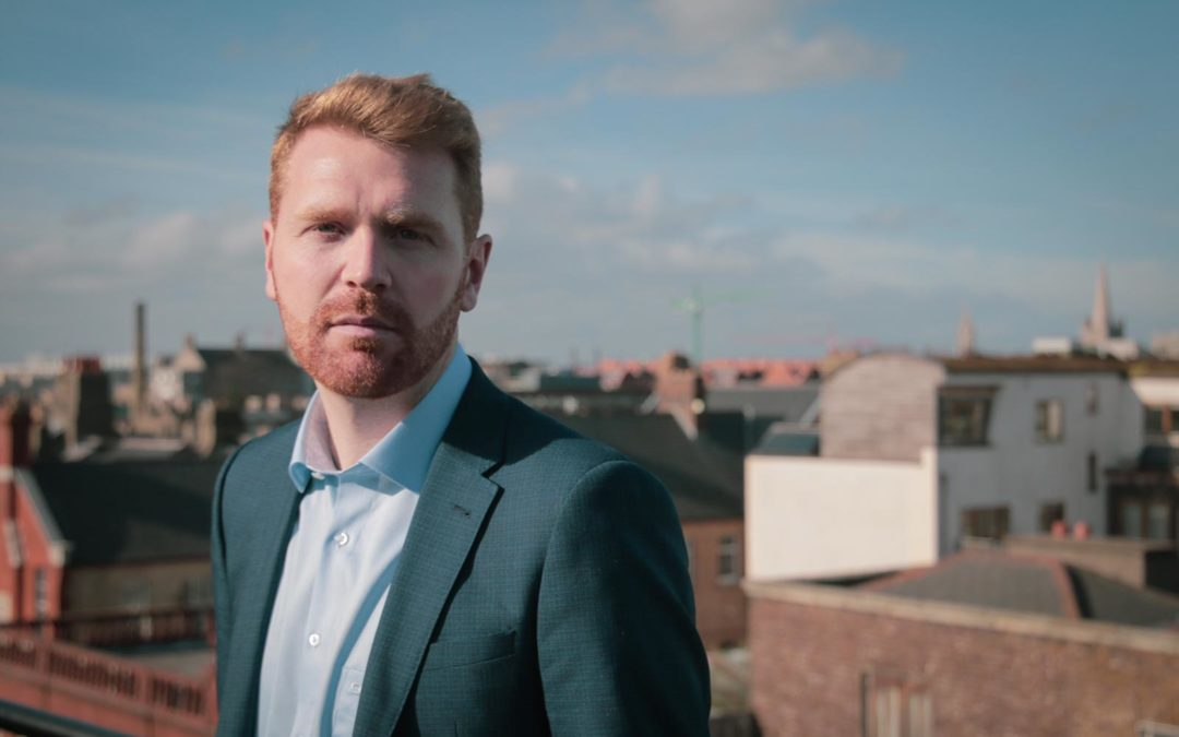 Cllr Gary Gannon to contest Dublin seat in Euro Elections
