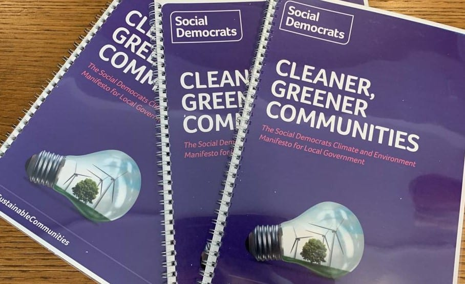 SocDems put local councils at the heart of delivering Cleaner Greener Communities